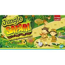 BPI  Jungle Safari, Multi Color