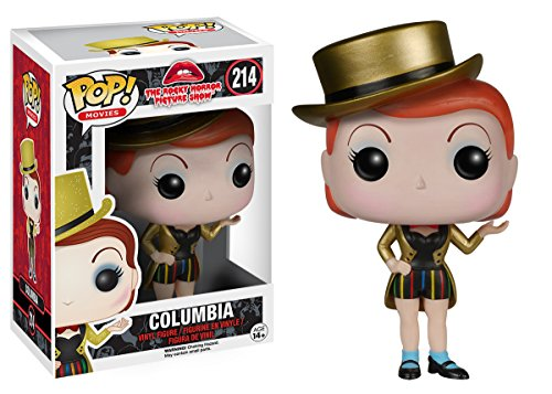 FunKo POP Movies: Rocky Horror Picture Show - Columbia Toy Figure