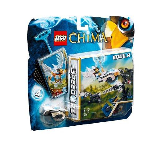 レゴ チーマ ターゲット・プラクティス 70101