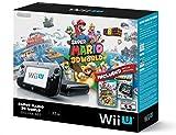 Wii U Super Mario 3D World & Nintendoland 32GB Deluxe Bundle