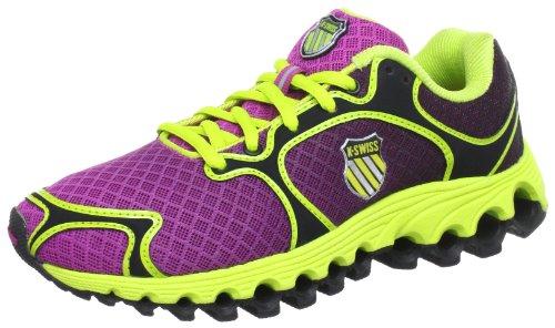 K-SWISS Women's Tubes 100 Dustem Running Shoe,Purple,10 M US
