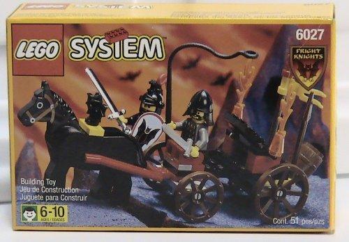 LEGO Fright Knights 6027 Bat Lord's Catapult