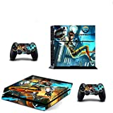 Maggies Gift Vault Boy Approved Skin Sticker Black Fallout 4 For Sony Playstation 4 For Ps4 Console Cover 2 Controllers