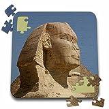Angelique Cajam Egypt - Sphinx up close - 10x10 Inch Puzzle (pzl_26811_2)