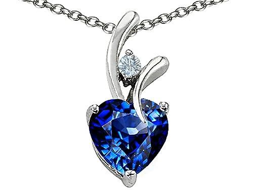 Heart-shaped pendant