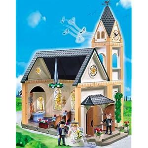 Spielzeug: Playmobil Kirche für 30 € (15 € gespart!)