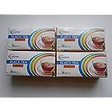 NEOTEA BLACK TEA GINGER 100 TEA BAGS 4 BOXES 50% OFFER