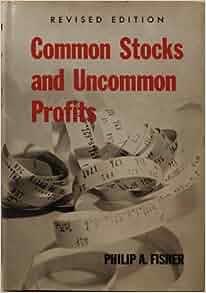 Common stock and uncommon profits pdf free