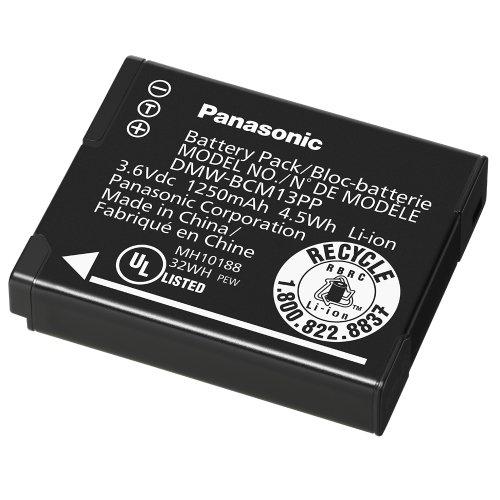 Panasonic DMW-BCM13 Lithium-Ion Battery Pack (Black)