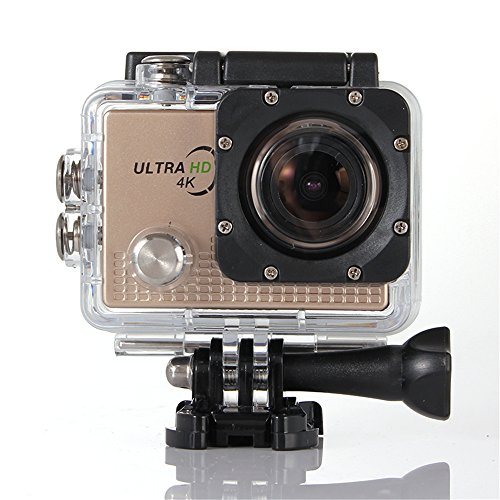 Putars Action Camera 2.0 Inch Full HD 1080p 60fps Sports Camera With 170 Degree Ultra-wide Angle Lens Wifi Sports...