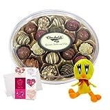 Belgium Chocolates - Rich Belgium Chocolate Box - Chocholik