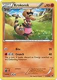 Pokemon - Krokorok (61) - Emerging Powers