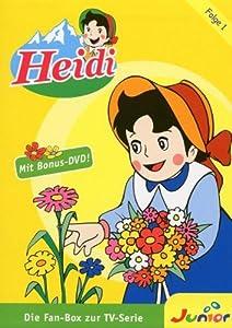 Heidi - Die Fan-Box zur TV-Serie, Folge 1 [4 DVDs]: Amazon