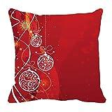 MeSleep Merry Christmas Cushion Covers In Digital Print - B018K8SNFC