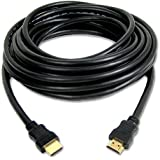 High-Speed Hdmi Cable (1.5 Meters) 5 Feet Supports For Blue Ray Player (Color May Very Set Of 2 Cables ) -Fm By...