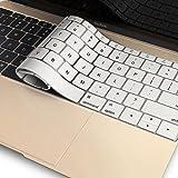 "Pashay Keyboard Skin For Apple Macbook Air/Pro/Retina 13.3"" & 15.4"" -White"