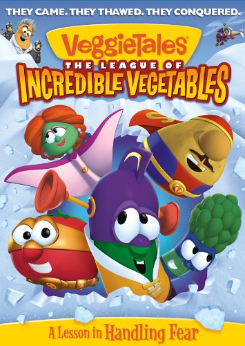 League of Incredible Vegetables