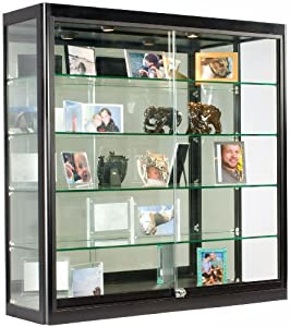 Amazon.com : Glass Display Case That Is Wall Mounted