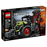 LEGO Technic 42054 CLAAS XERION 5000 TRAC VC Building Kit (1977 Piece) by LEGO