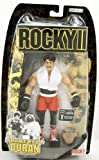 Rocky Collector Series - Rocky 2 - Roberto Duran - Sparring Partner Figure - Limited Edition - Mint - Collectible - (F)