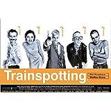 Trainspotting Film Score Poster ON FINE ART PAPER HD QUALITY WALLPAPER POSTER