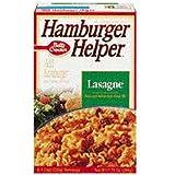 Hamburger Helper Lasagna Pasta & Sauce Mix 6.4 Oz (Pack Of 12)