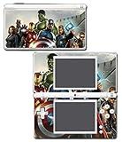 Avengers Nick Fury Hawkeye Black Widow Thor Hulk Iron Man Video Game Vinyl Decal Skin Sticker Cover for Nintendo DS Lite System