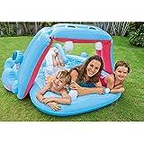 ADITYA INFO™ Intex Hippo Pool Play Center 57150 - Fun For Kids