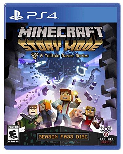 Minecraft: Story Mode - Season Disc - PlayStation 4