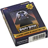 Angry Birds Star Wars Playing Cards In Metal Tin (One Random Tin Supplied)