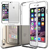 IPhone 6 Plus Case, Caseology [Clear Back Bumper] [Clear] DIY Customization Fusion Hybrid Cover [Shock Absorbent...