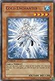 Yugioh TDGS-EN096 Cold Enchanter Rare Card