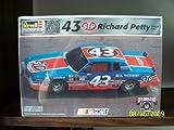 Richard Petty #43 STP Grand Prix Legends Series #2 of 4 Model Car Kit