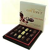 Chocolate Covered Dates ? Gourmet Milk, White, & Dark Chocolate Medjool Stuffed With Premium Roasted Almonds ?...