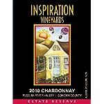 2010 Inspiration Vineyards Chardonnay Russian River Valley Reserve 750 mL