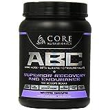 Core Nutritionals ABC Pre-Workout Supplement, White Grape, 2 Pound 3 Ounce
