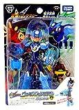 Megaman Rockman Star Force Takara Wave Battle DX Action Figure WM-01 Megaman