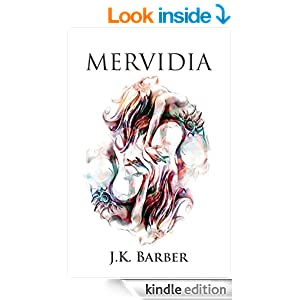 mervidia book cover