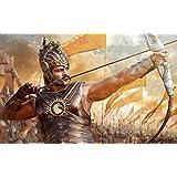 CVANU Bahubali Poster