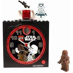 LEGO WATCH (レゴ ウォッチ) アラームクロック Star Wars Clock CLK STW 1