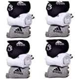 Shop Cash Pack Of 12 Pairs Socks With ADS Logo Sports Ankle Length Cotton Towel Socks