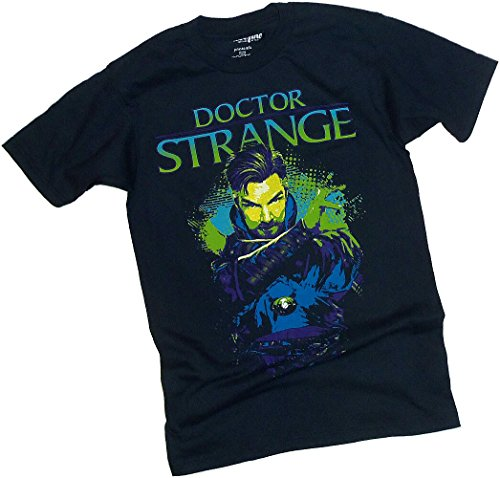 Doctor Strange Movie -- By The Powers Of Strange Adult T-Shirt