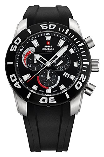 Swiss Military Watch SM34031.01 For Mens
