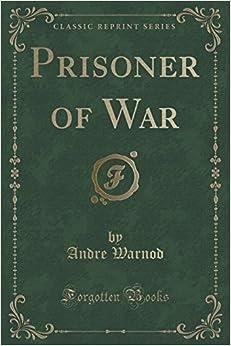 Kriegie: Prisoner Of War PDF