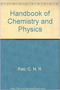 Handbook Chemistry Physics, First Edition