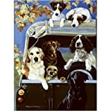 Going for a Ride Jigsaw Puzzle 1000 Piece by Dog Like Nature