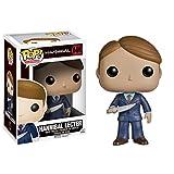 Funko Pop TV Hannibal Hannibal Lecter Figure, Multi Color
