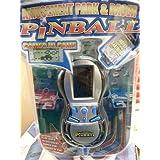 Pinball Electronic Handheld Game With Foldable Scoreboard And Flashing Light