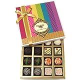 Love Chocolate Gifts - Assorted White And Dark Truffle And Chocolate Gift Box - Chocholik Belgium Chocolates