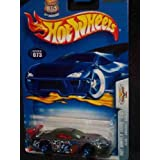 Hot Wheels Anime Series #4 Olds Aurora Gts 1 #2003 73 Collectible Collector Car Mattel Hot Wheels By Hot Wheels